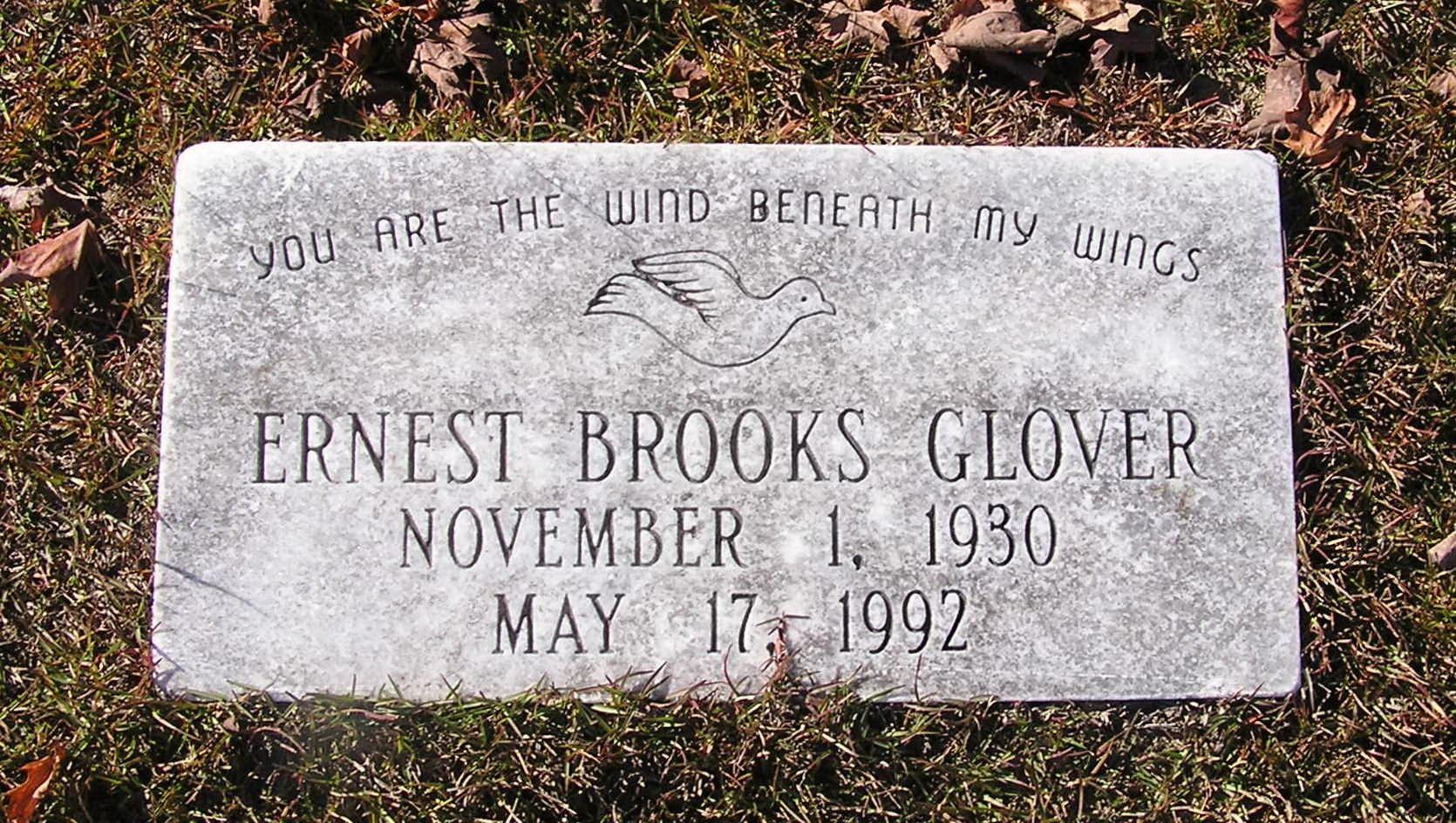 Brooks B Glover