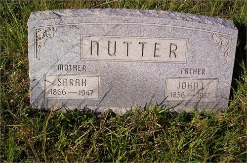 Levi Nutter