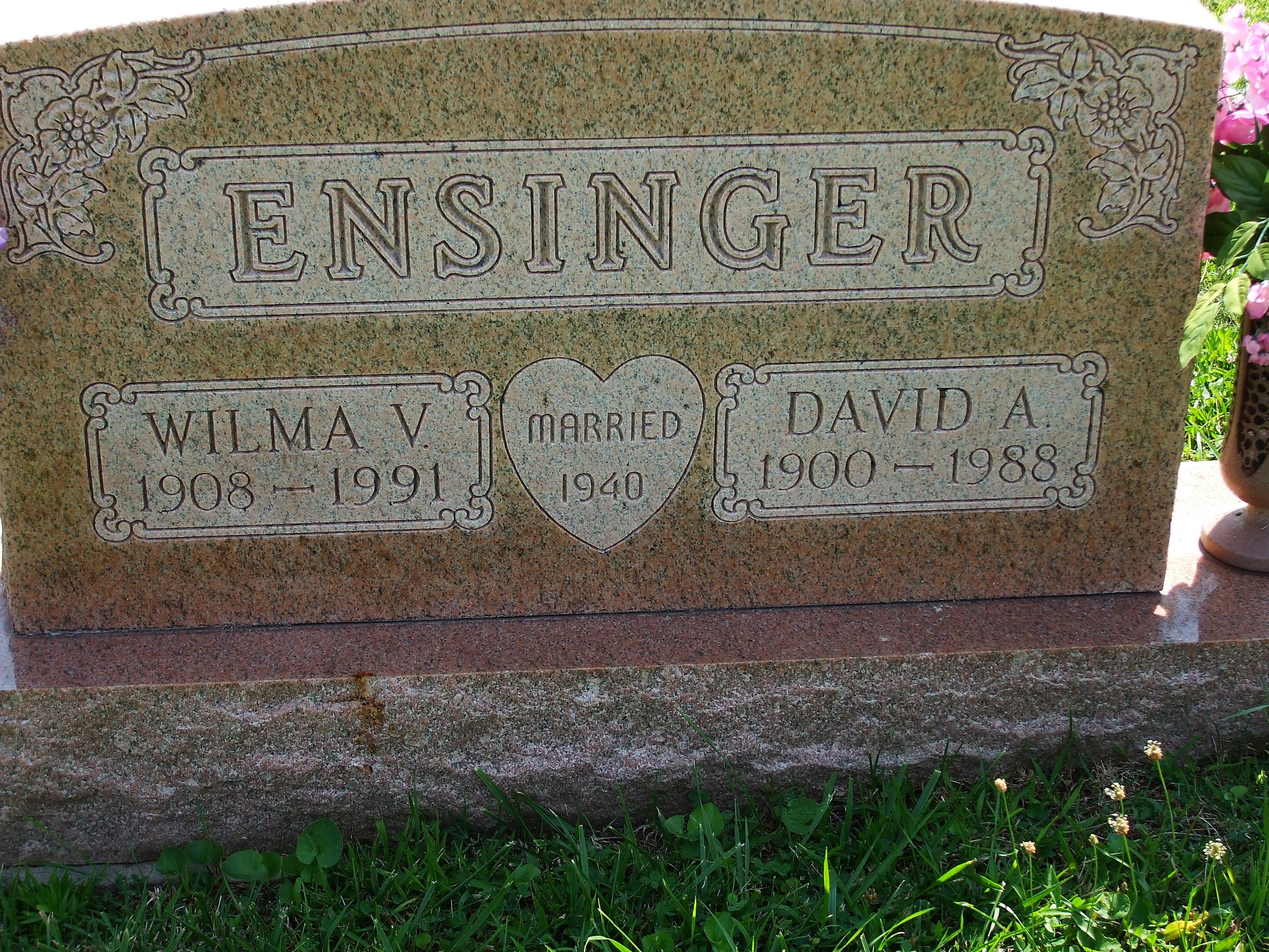 Adam Ensinger