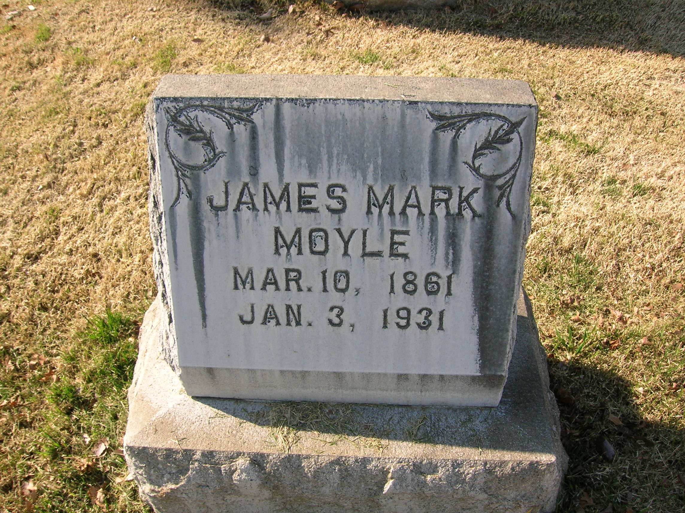 James Henry Moyle