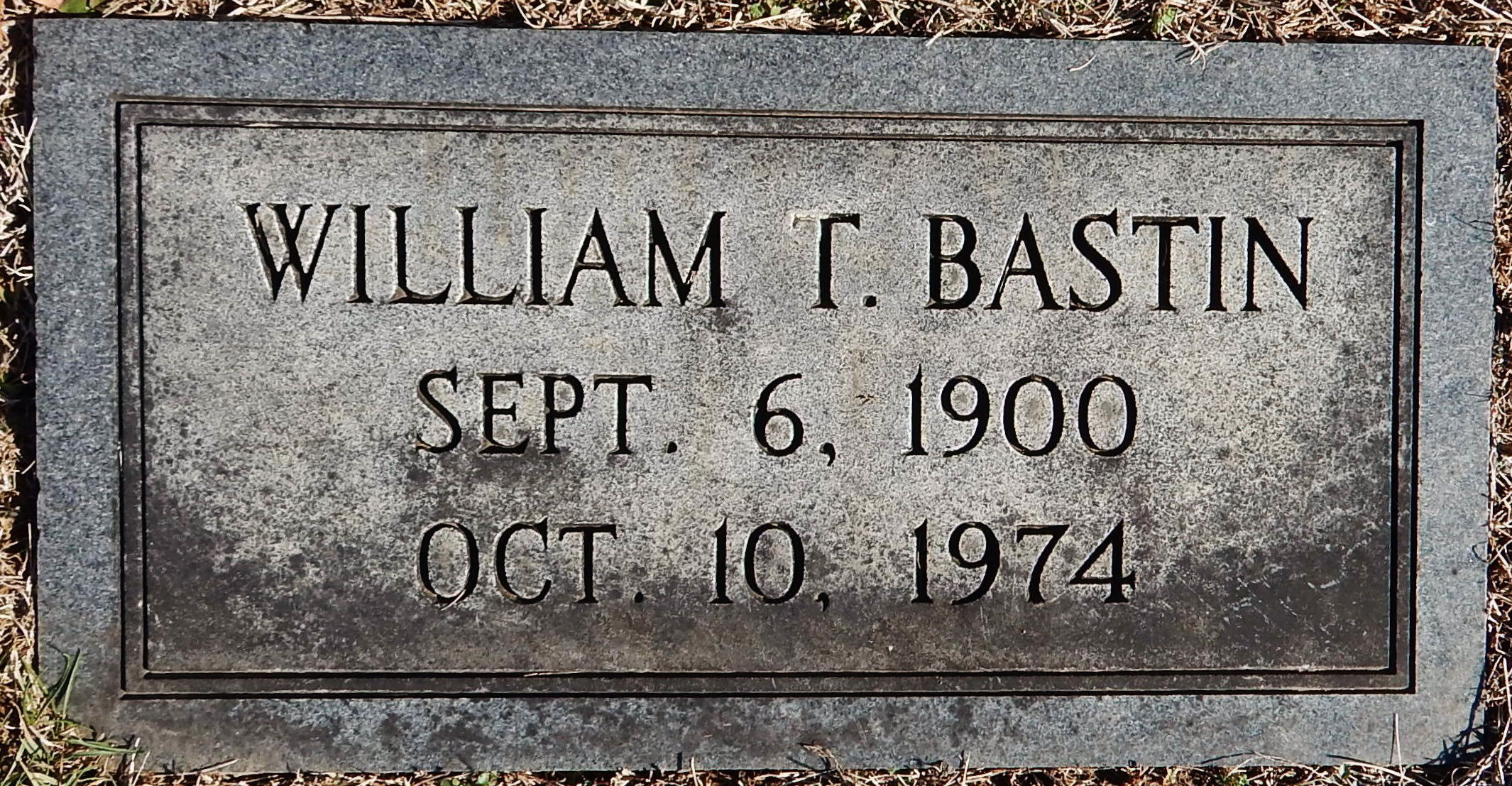 William C Bastin
