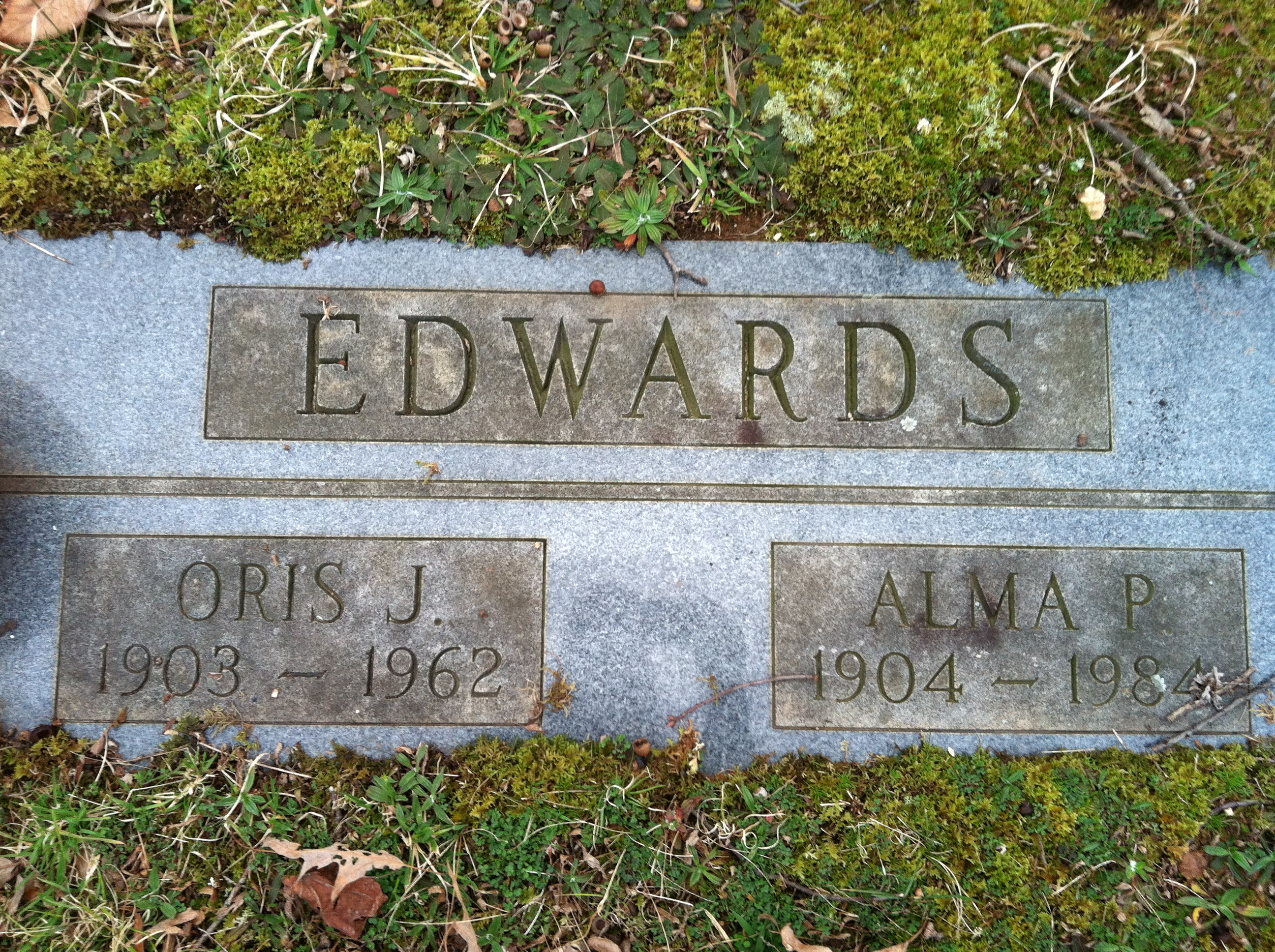 Oris Edwards