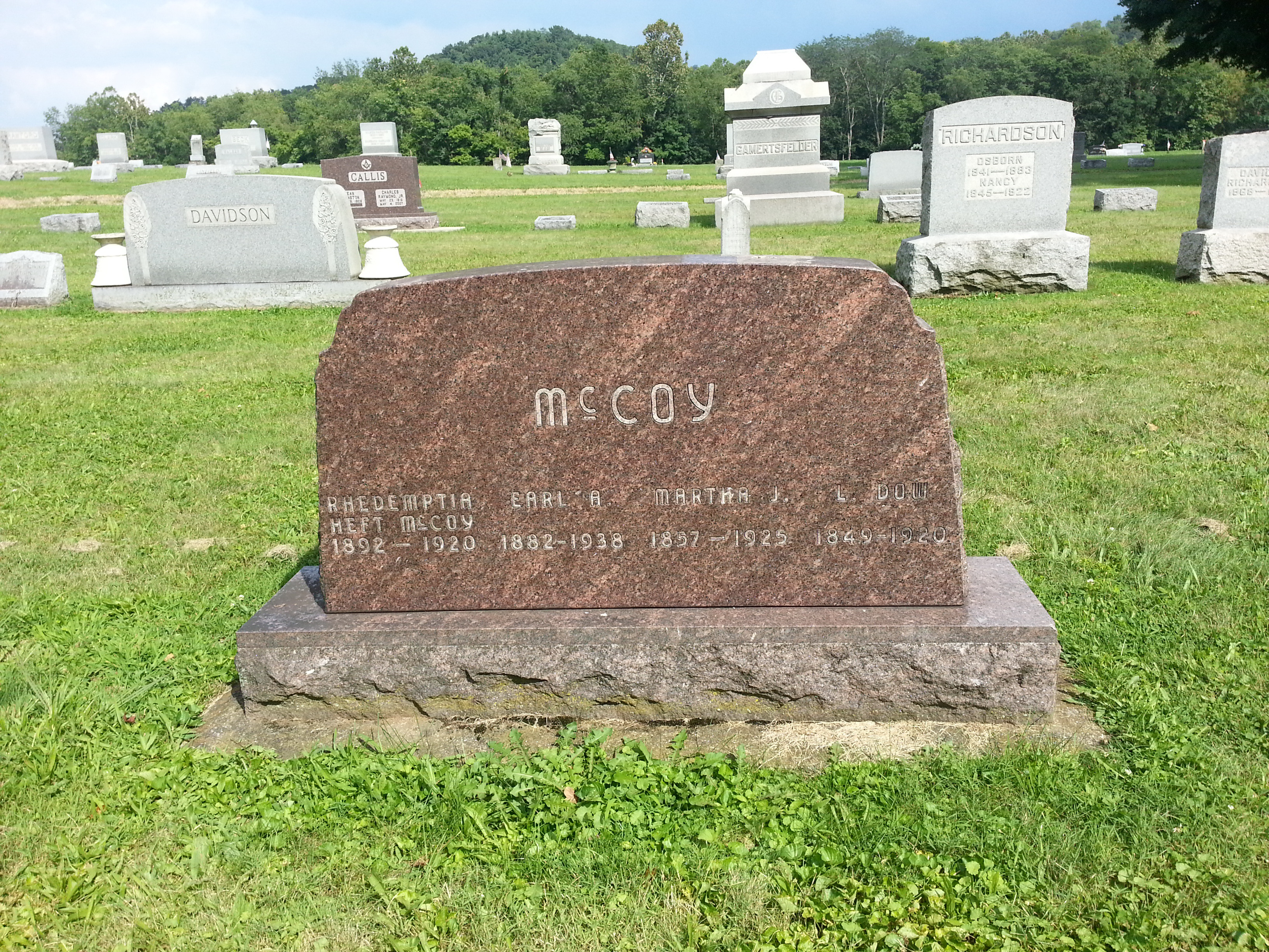 Lorenzo Dow McCoy