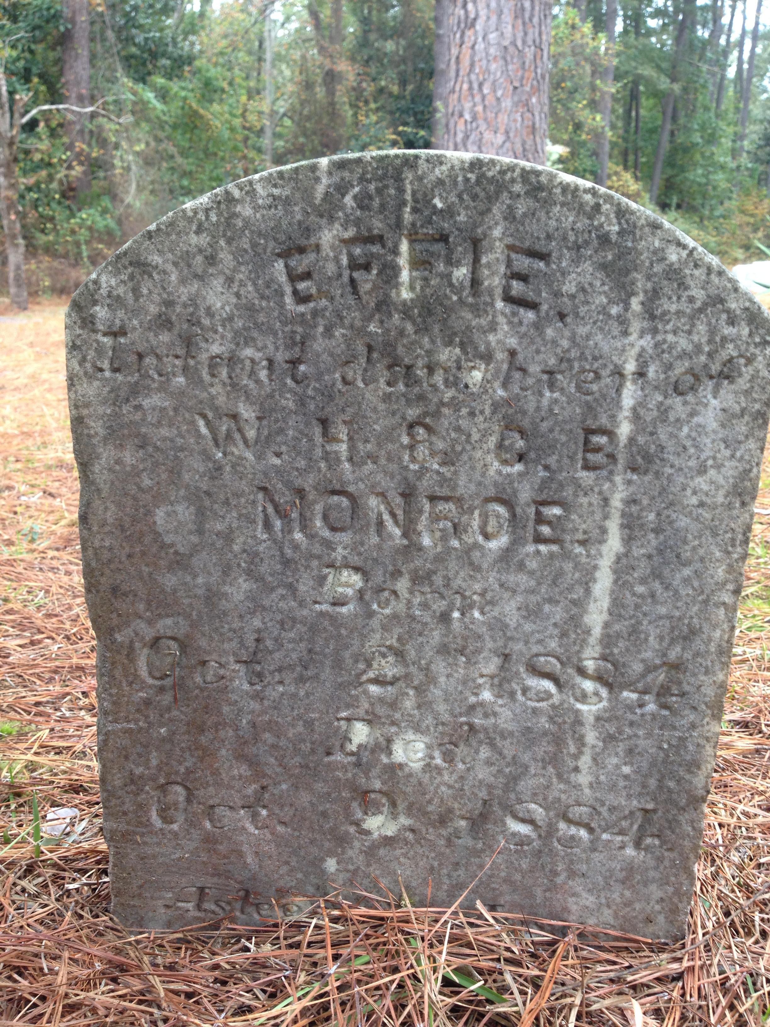 Effie Mae Monroe