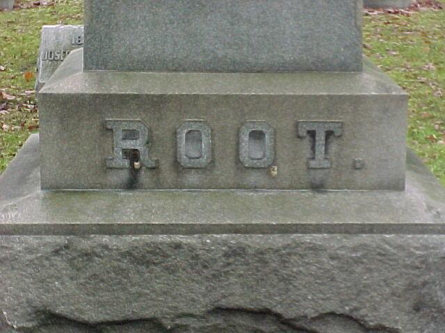 Adrian Rowe Root