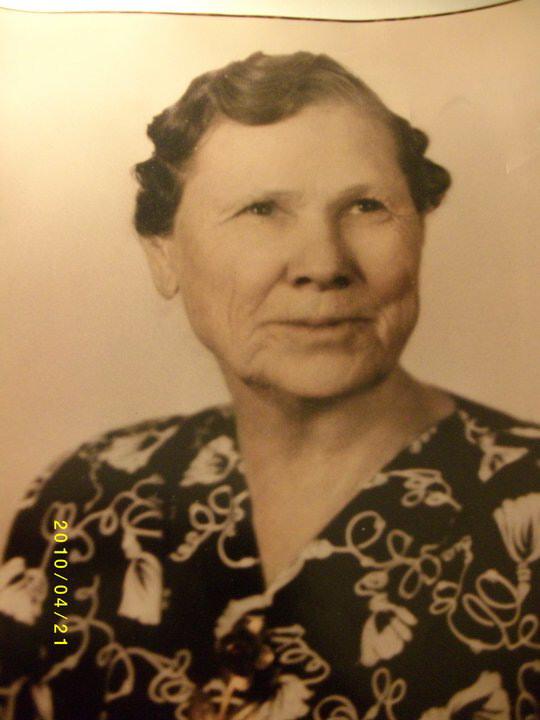 Minnie Bullard