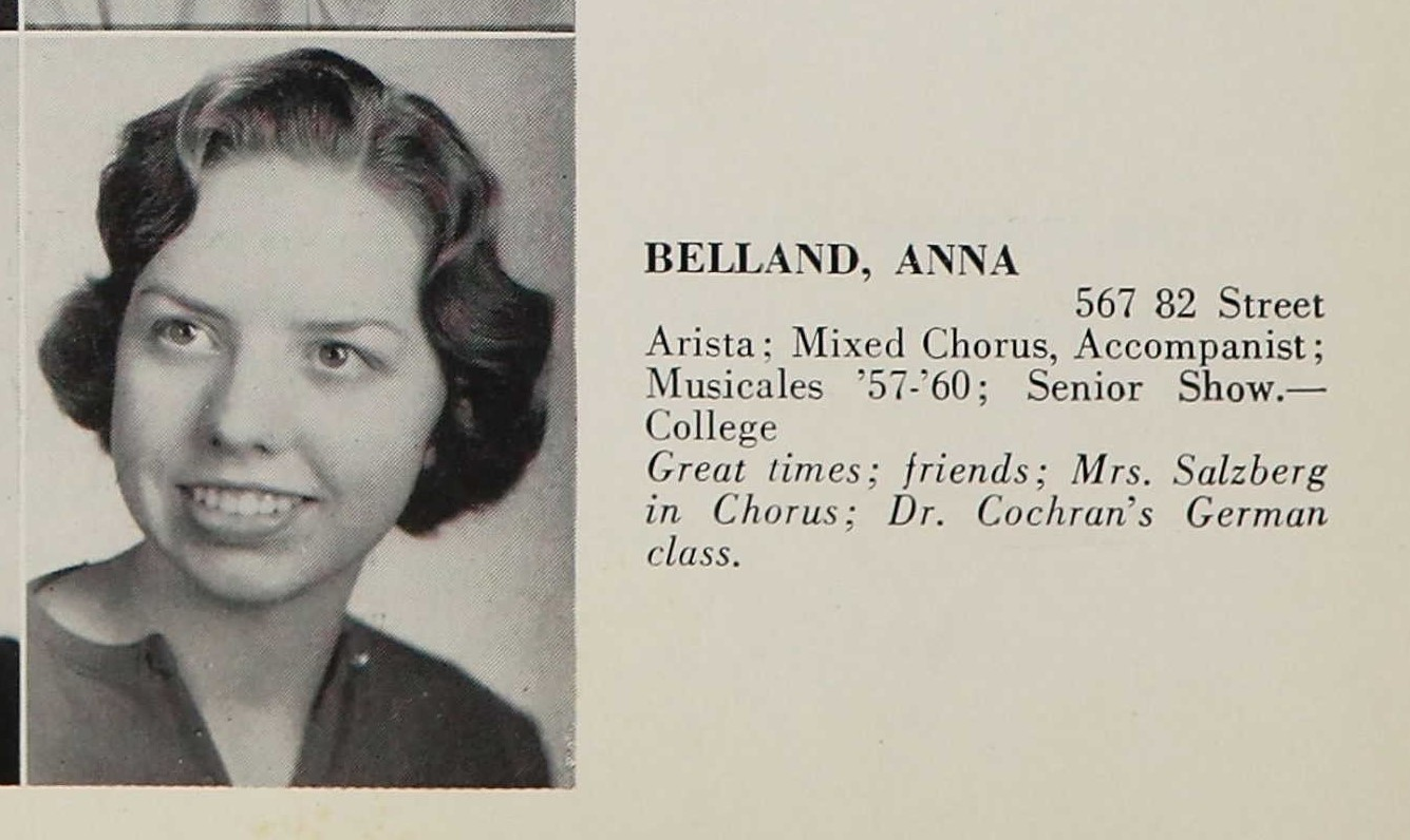 Anna Belland