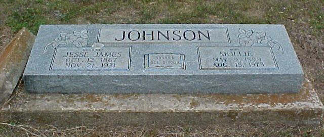James Hickerson Johnson