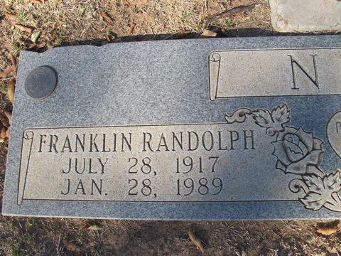 Randolph Noe