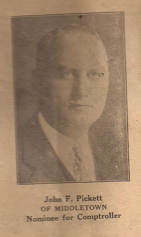 John Edward Pickett
