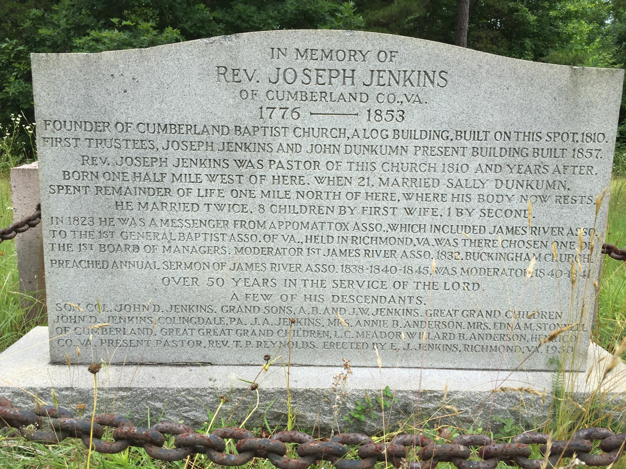 Joseph Jenkins