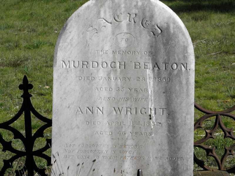 Murdoch Beaton