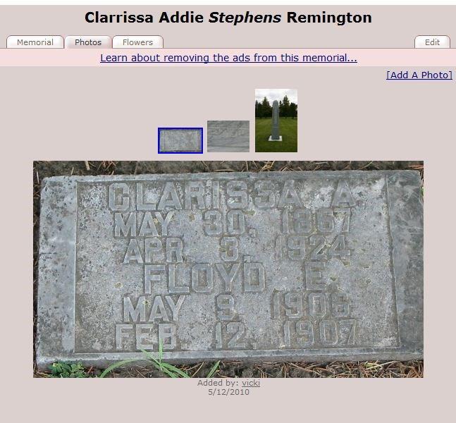 Adeline Stephens
