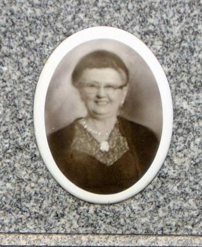 Alma Louise Simms
