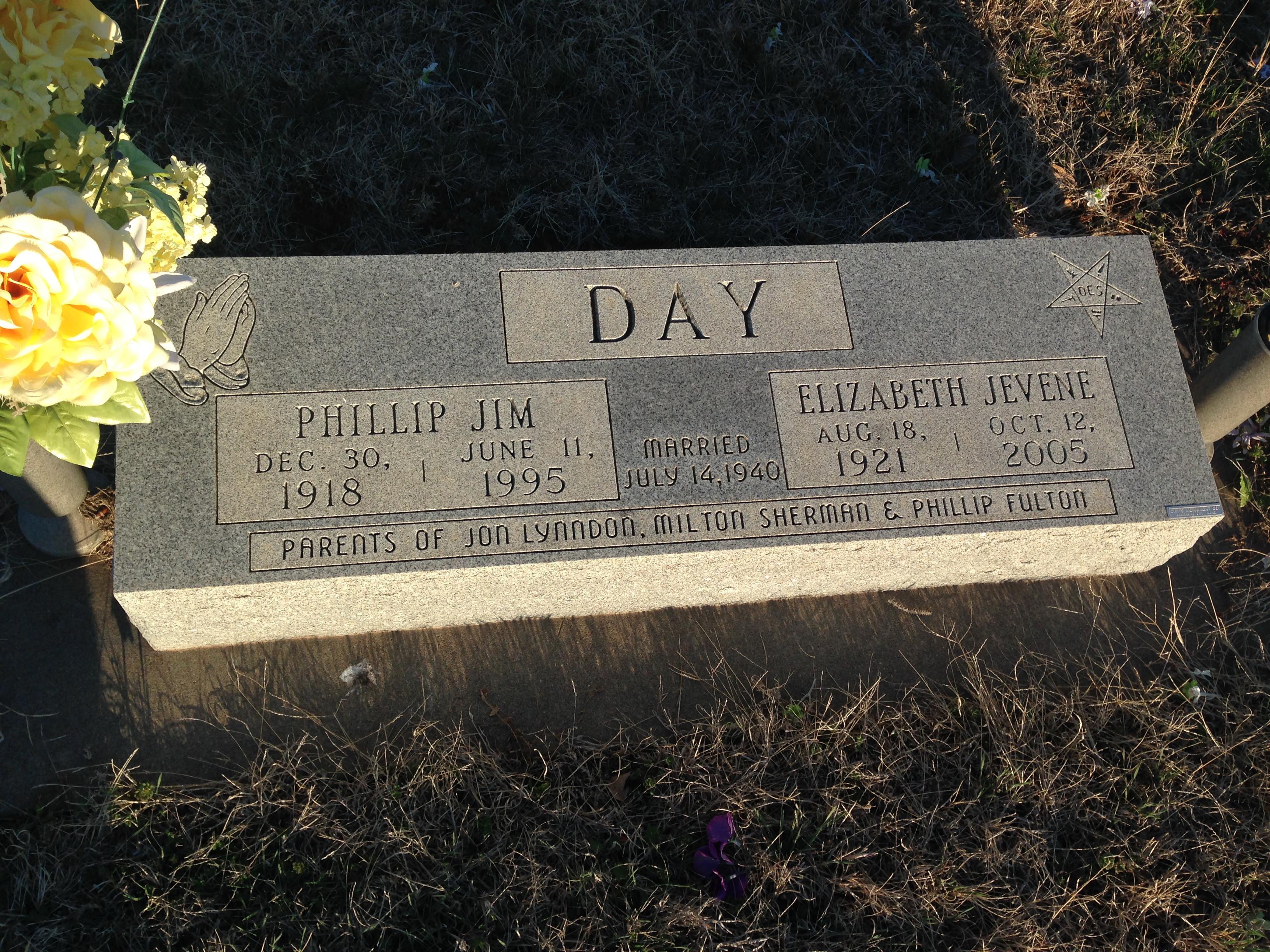James Phillip Day