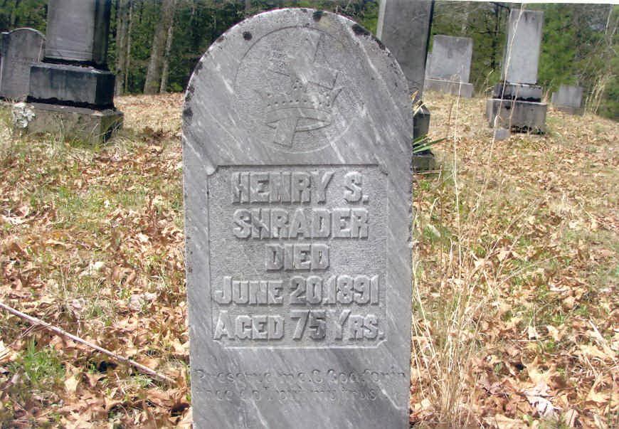 Susannah Shrader