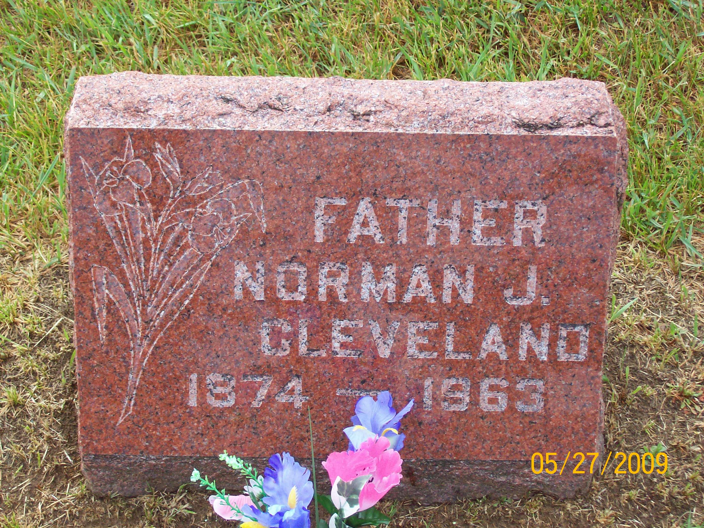 Norman James Cleveland