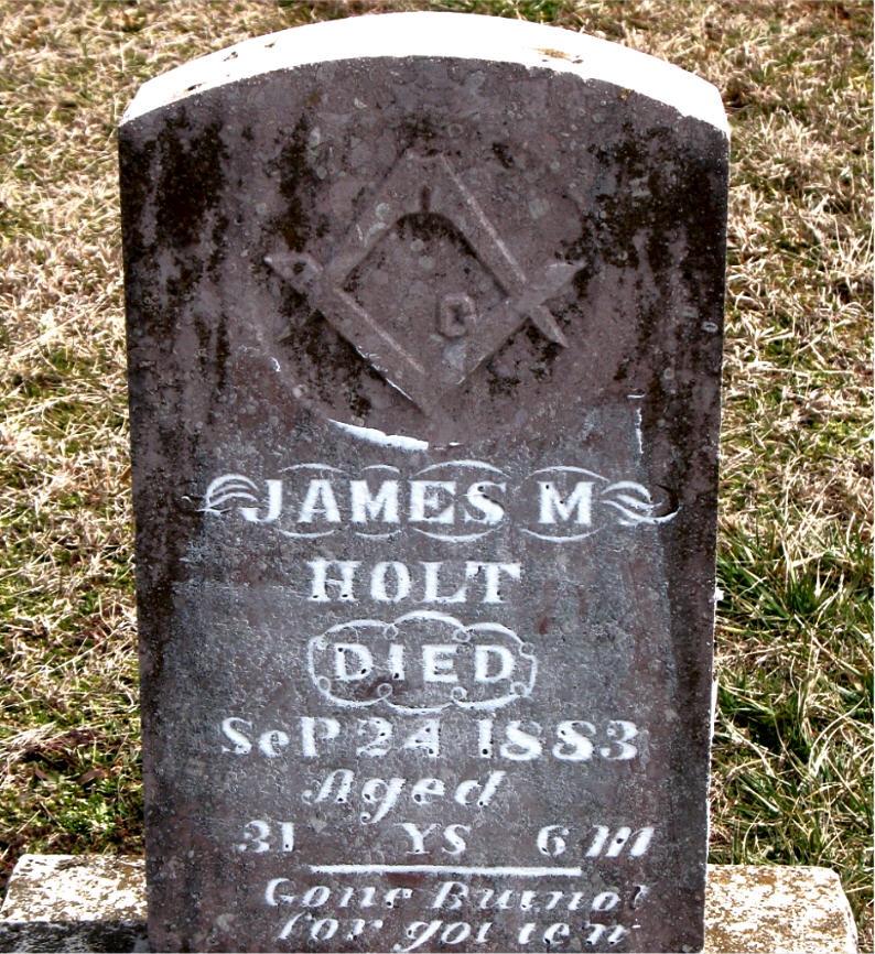 James Monroe Holt