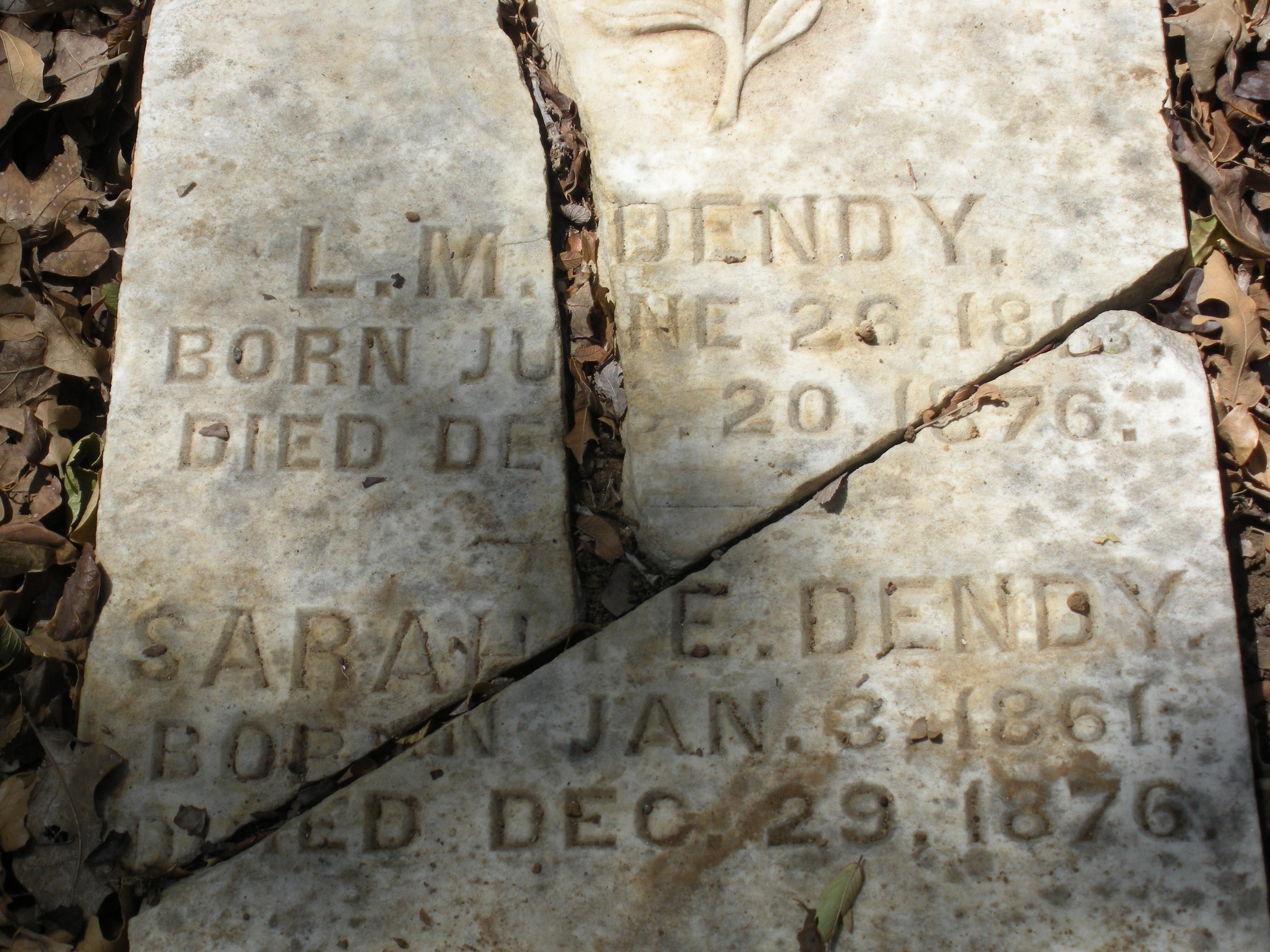 Larkin Milton Dendy