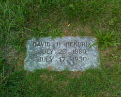 Hezekiah Hendrix
