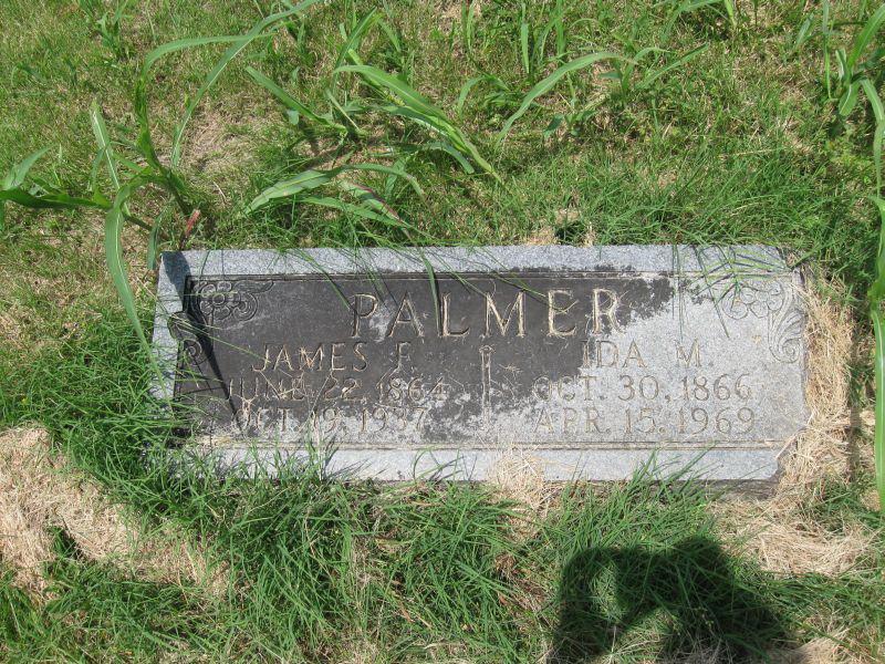 James Edward Palmer