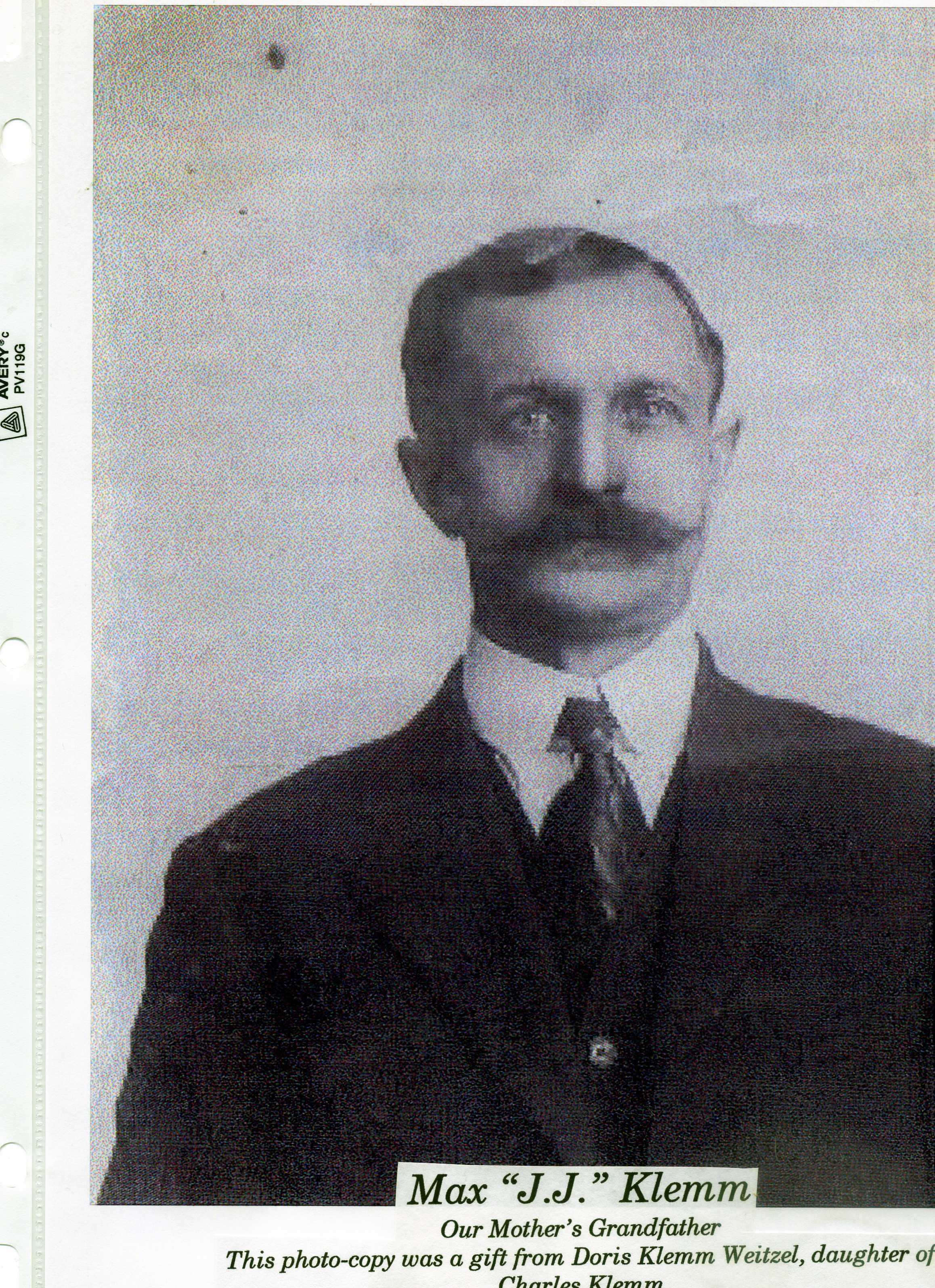 Joseph Klemm