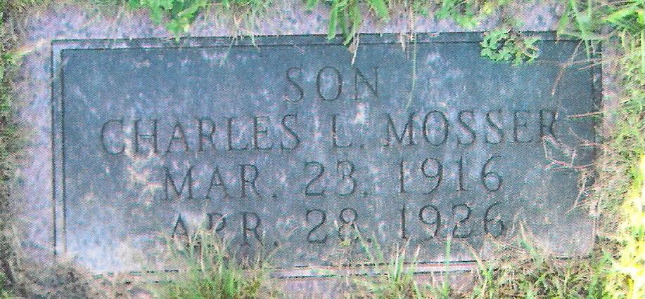 Llewellyn Mosser