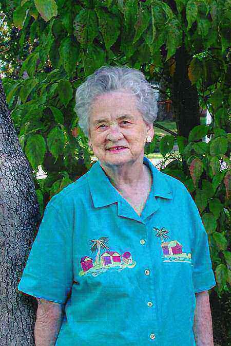 Marjorie Ruth Matthews