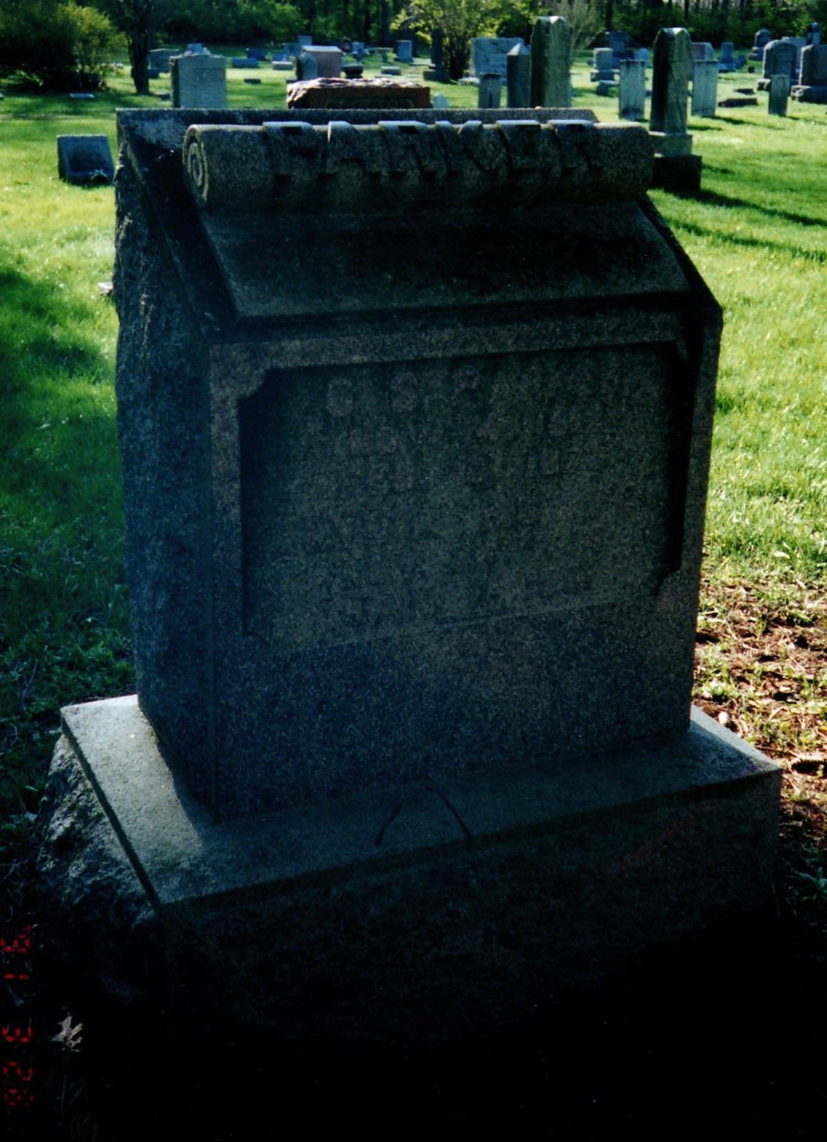 George Washington Parker
