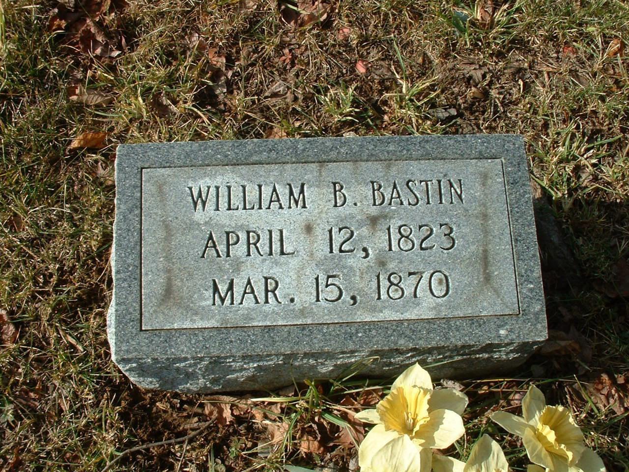 William C Bastin