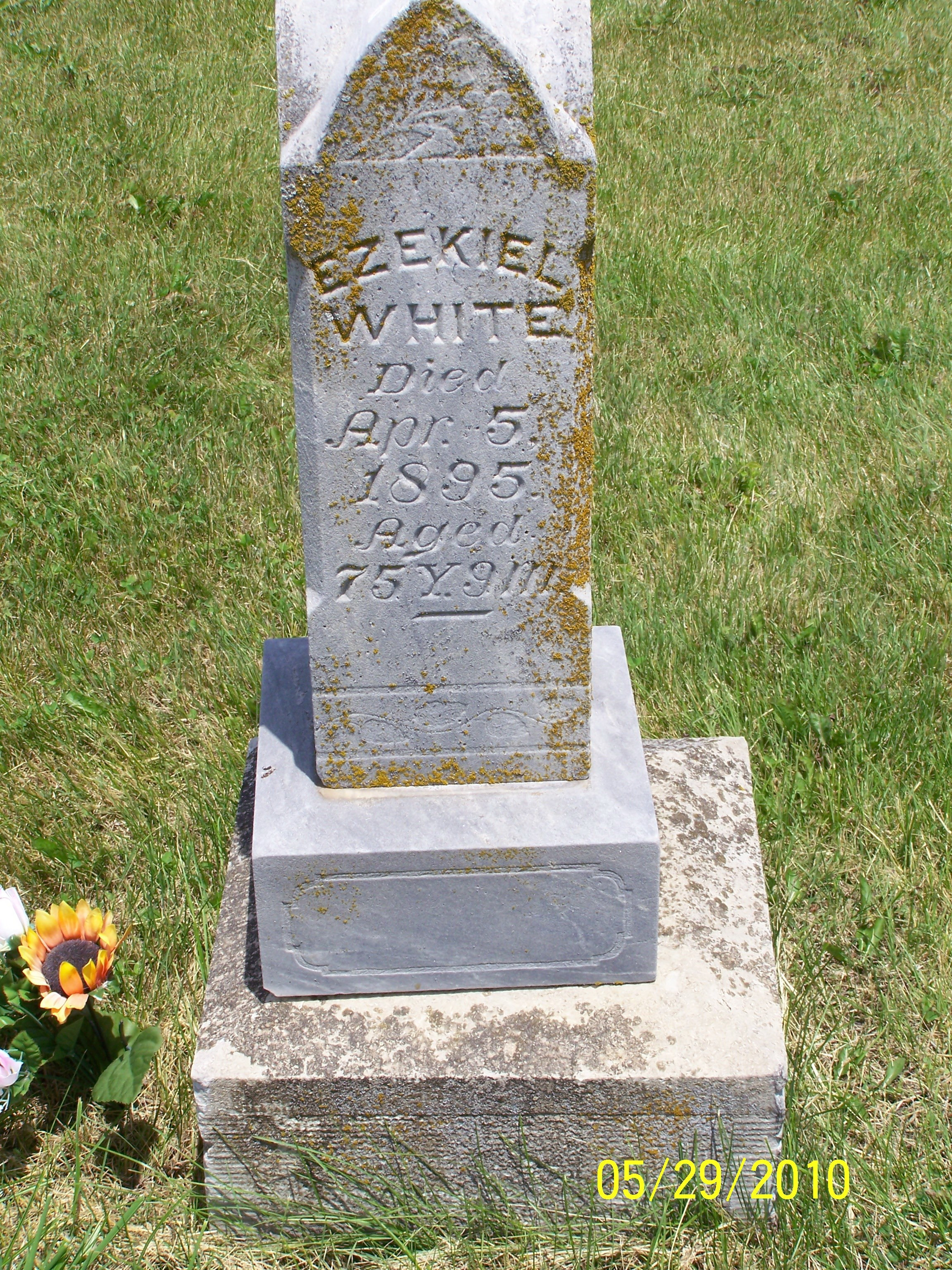 Ezekiel White