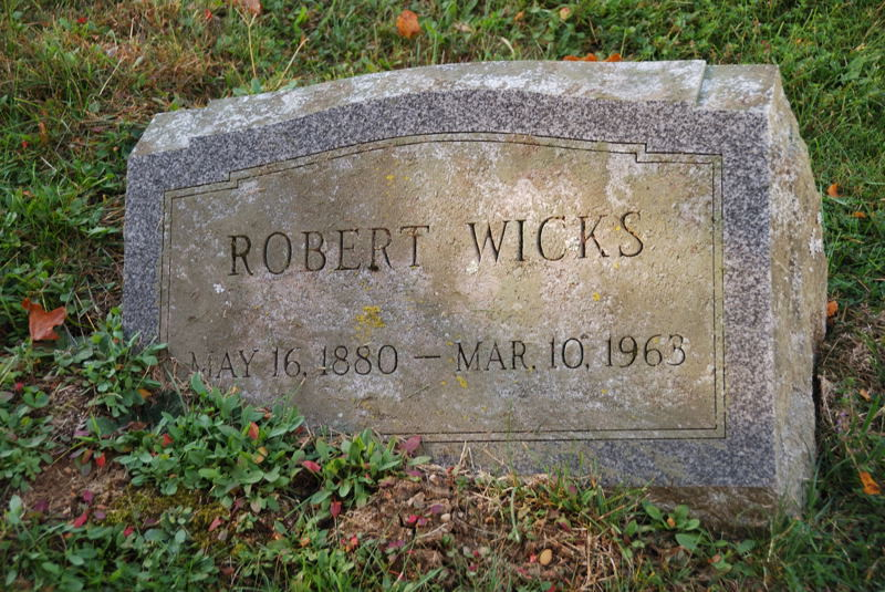 Robert G Wicks