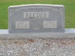 Albert Reeder