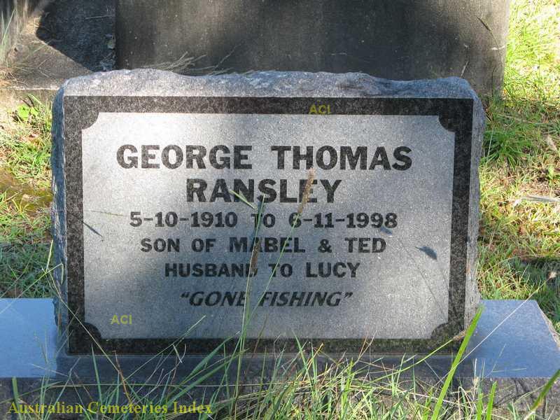 Thomas Edward Ransley