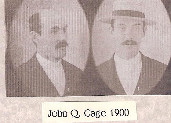 John P Gage
