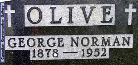 George Olive