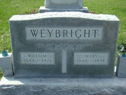William Weybright