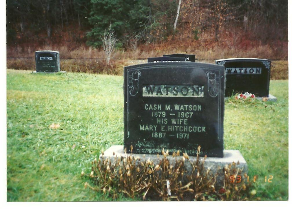 Mary E Hitchcock