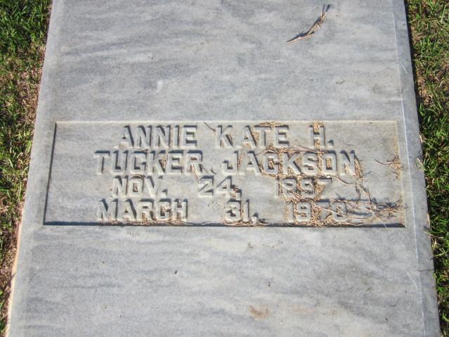 Katherine Frances Tucker