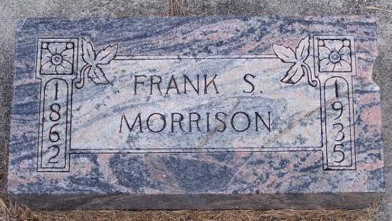 Frank Morrison