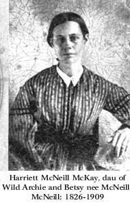 Harriet Mcneill