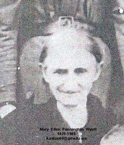 Mary Ann Pennington