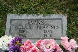 Clarence E Evans
