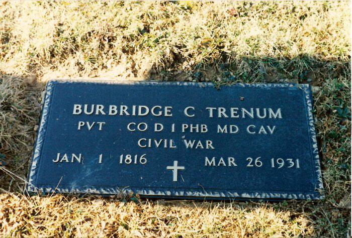 Burbridge Coleman Trenum