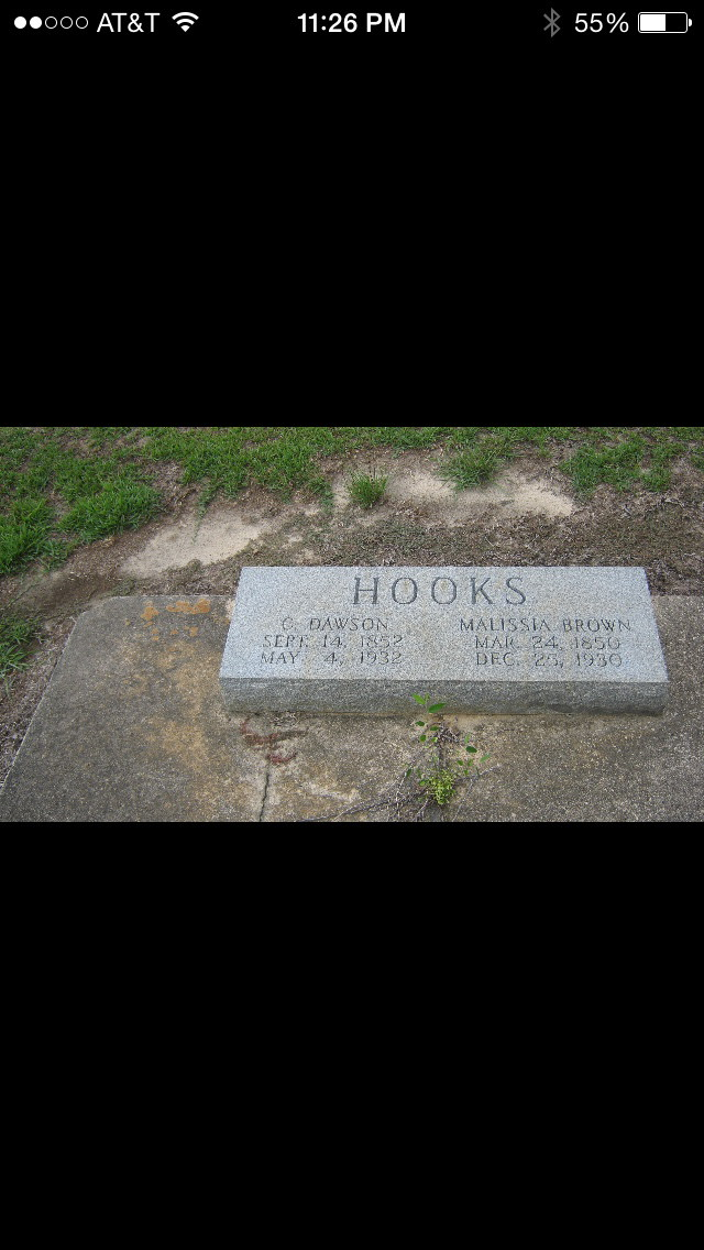 Charles Dawson Hooks
