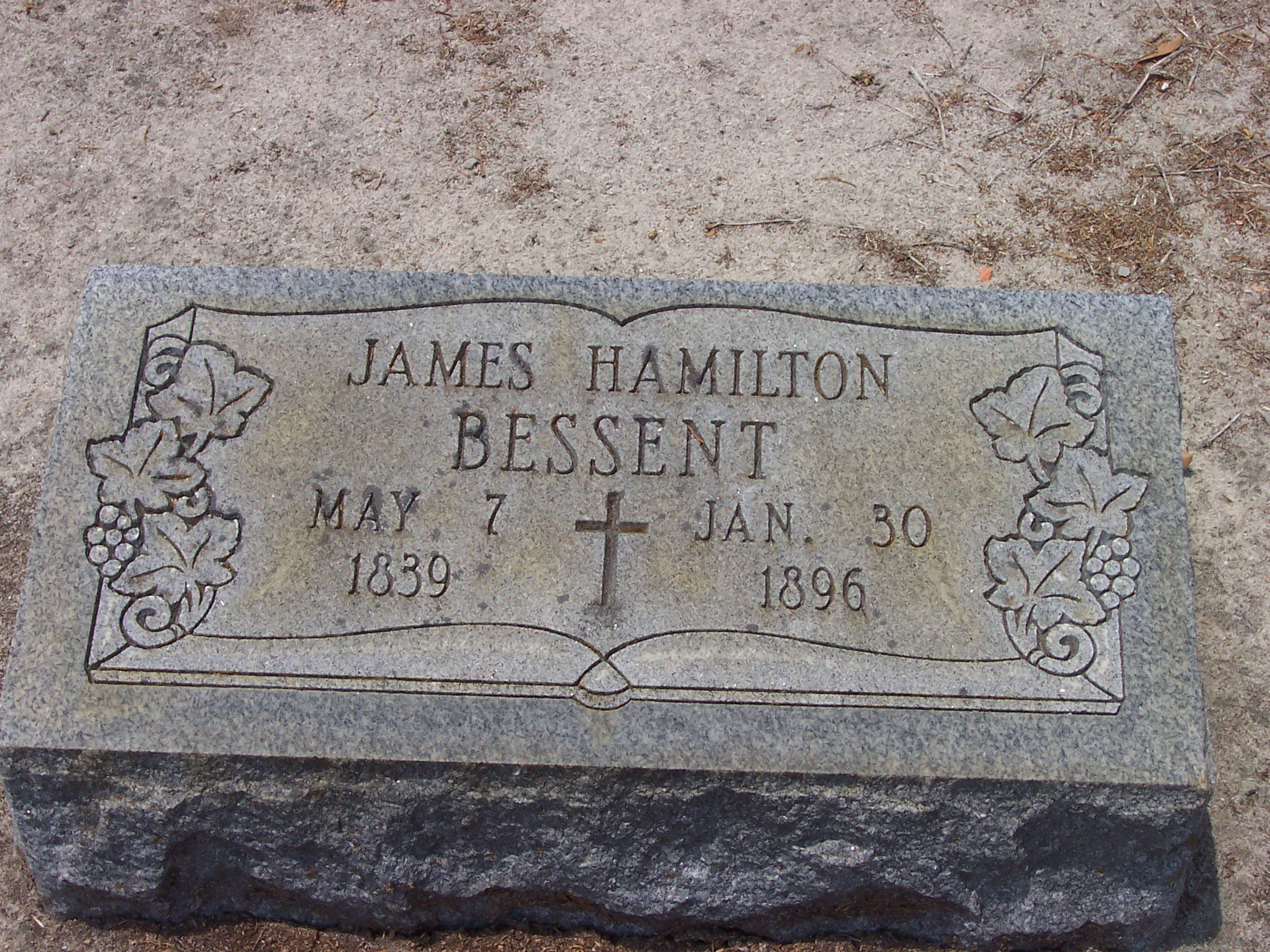 James Harvey Bessent