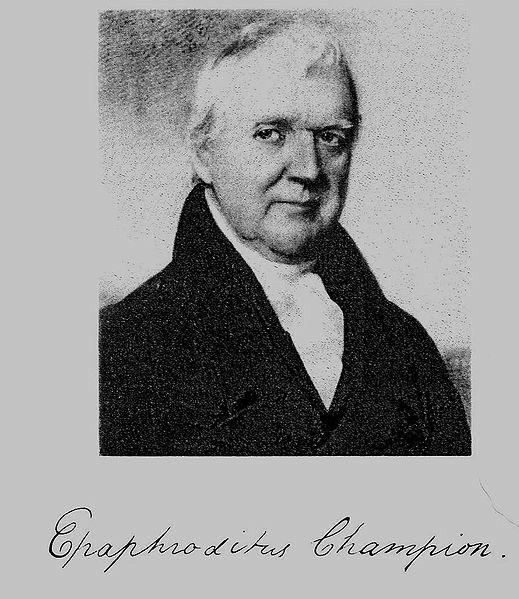 Epaphroditus Champion