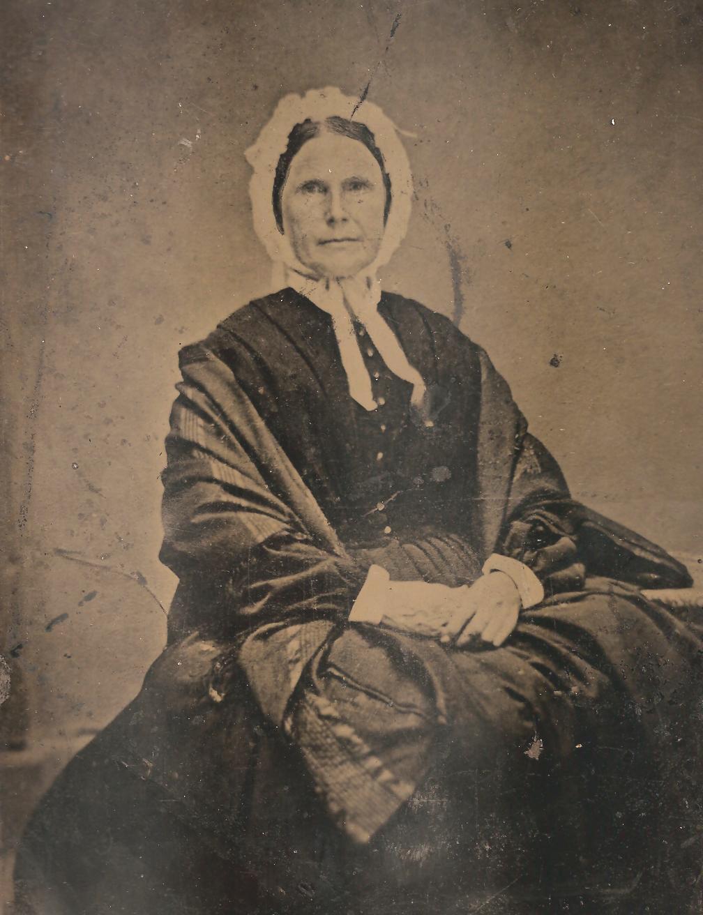 Agnes Mcdonald