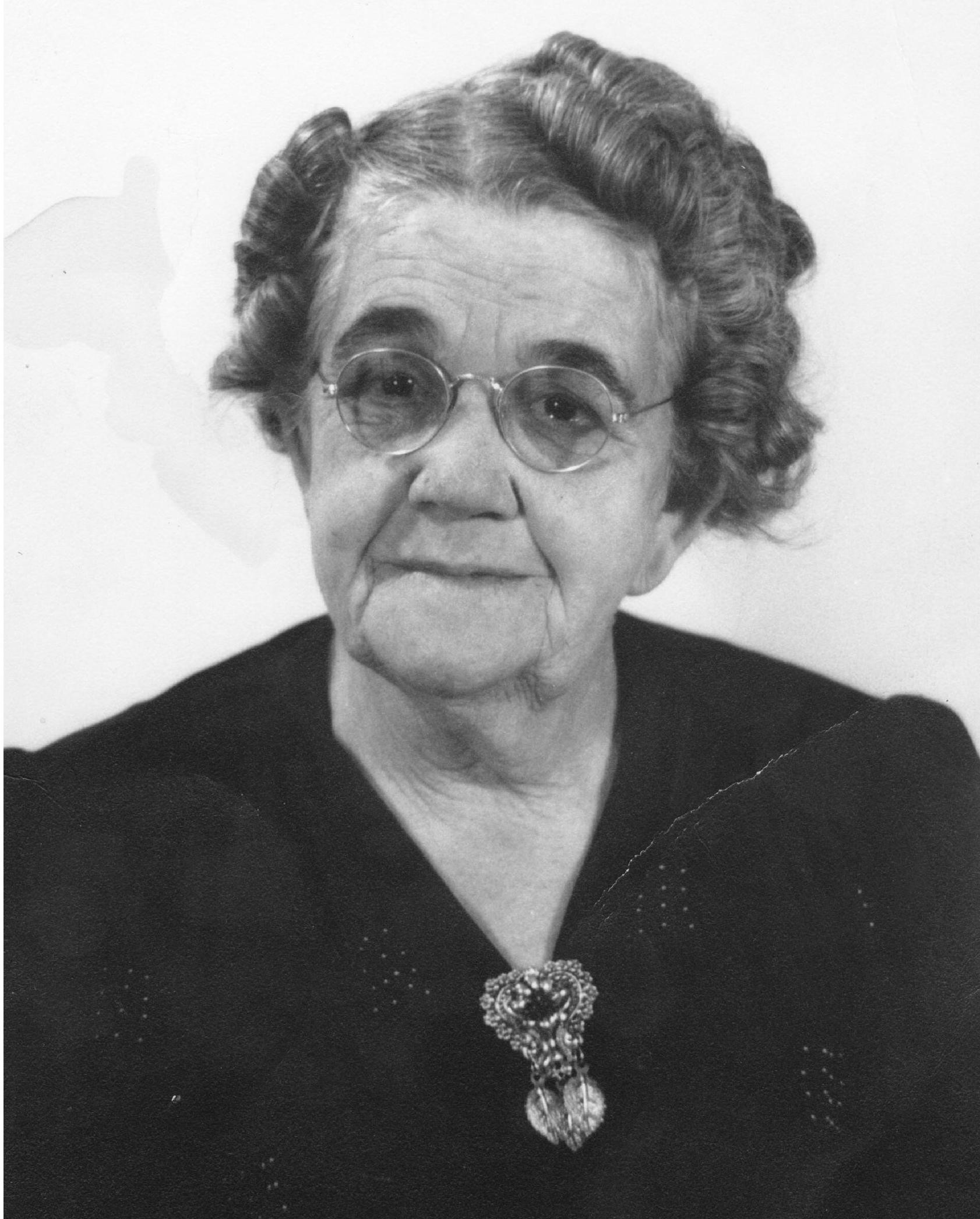 Martha Elizabeth Tilley