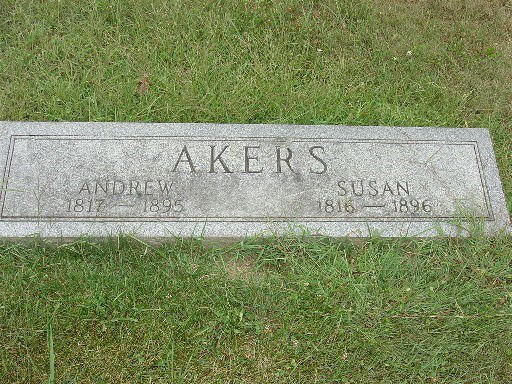 Andrew Jackson Akers